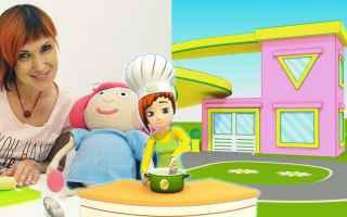 video divertenti  bambini  ricette