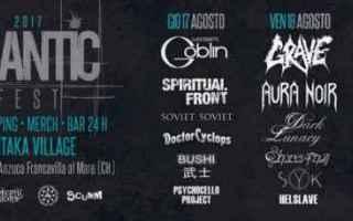 Musica: festival  musica  puglia  rock  heavyil