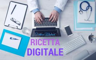 Medicina: ricetta  medicina  software