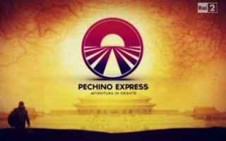 Televisione: pechino express 2017