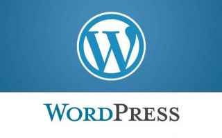 Blog: wordpress