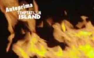 Spettacoli: temptation island televisione news
