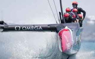 americas cup  new zealand  luna rossa