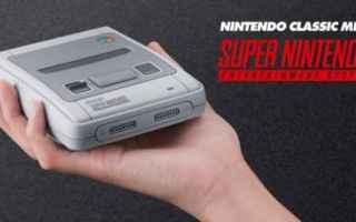 Console games: snes. classic mini  consolle  nintendo