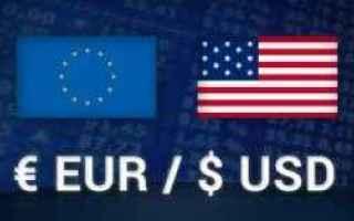 trading  forex  dollaro  euro  draghi
