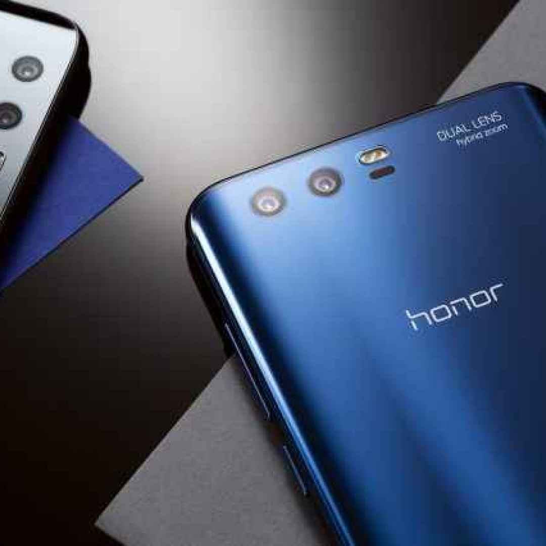 honor honor 9 smartphone android