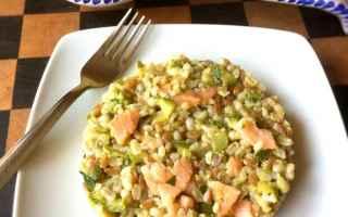 Ricette: estate  caldo piatti freschi