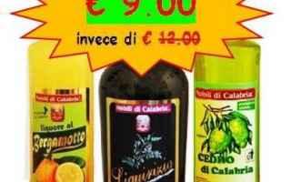 Alimentazione: prodotti calabresi liquore liquirizia