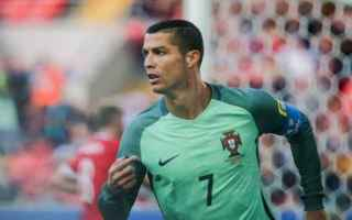 Nazionale: portogallo  ronaldo