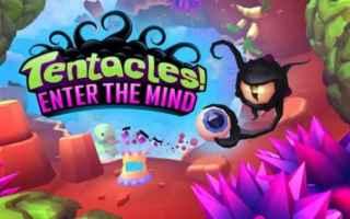 Mobile games: tentacles  videogame  platform