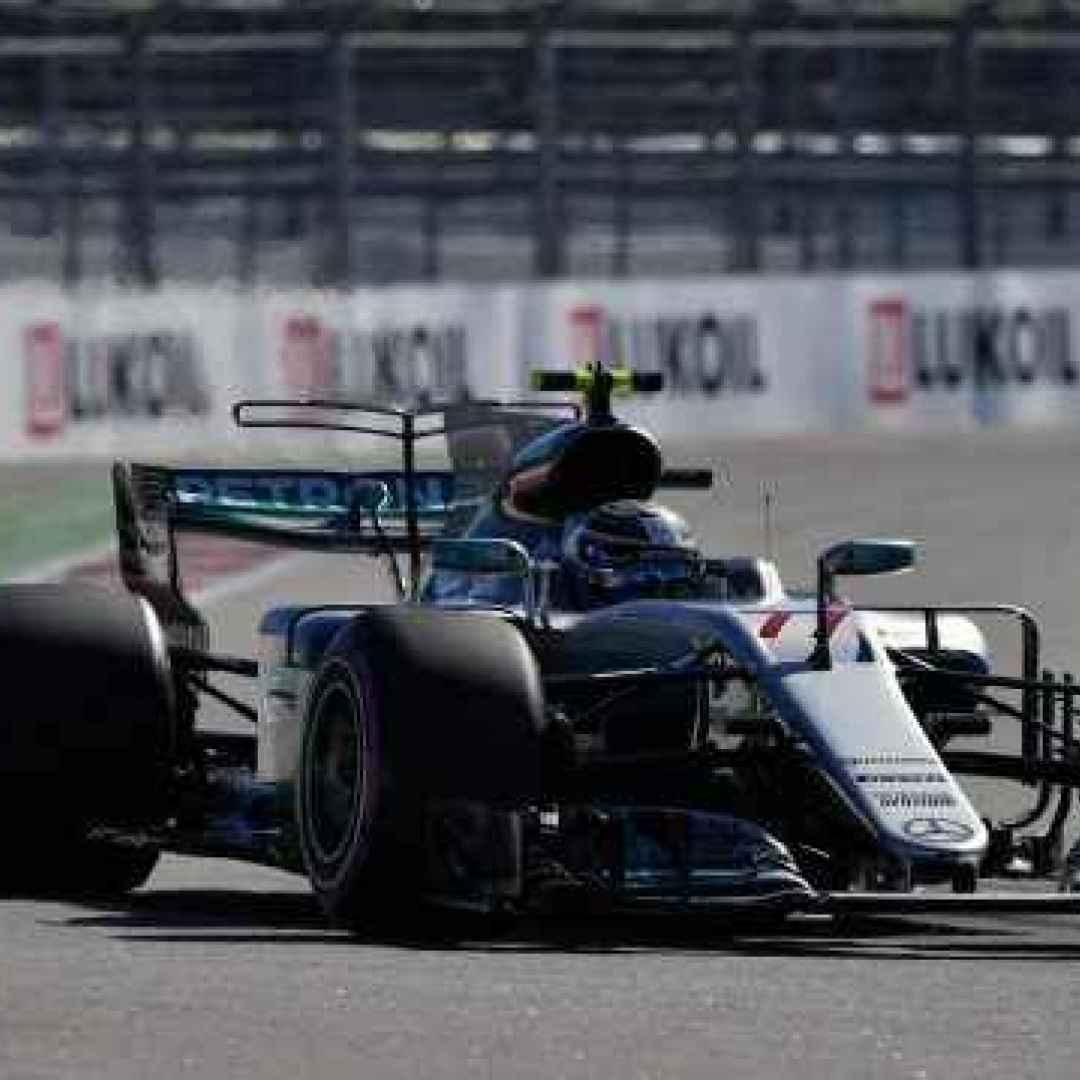 GP Di Baku A Due Facce Per La Mercedes (Baku