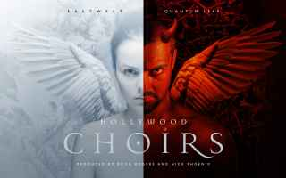 hollywood choirs  coro virtuale