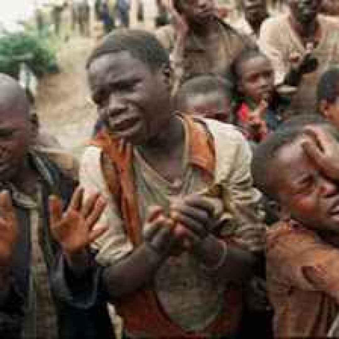 Il genocidio silenzioso in Congo
