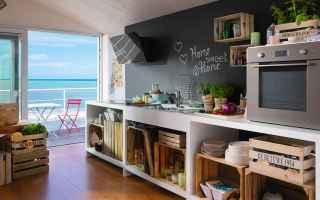 Design: arredamento  cucina  pallete  legno