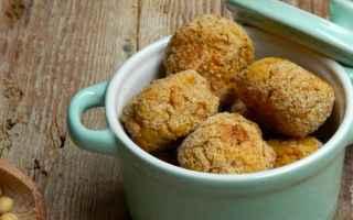 Ricette: vegan  cucina  ricetta  polpette  soia