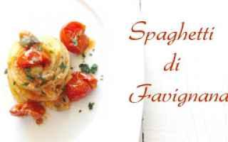 Ricette: pasta  sicilia  estate