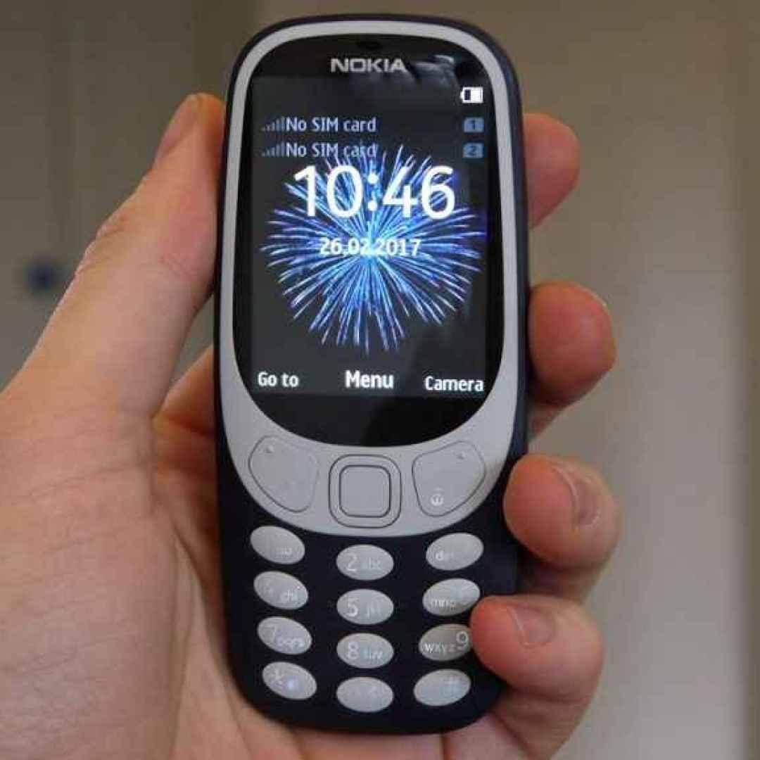 Si puo` vivere con il nuovo Nokia 3310 al giorno d
