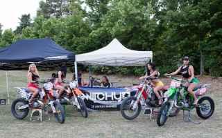 Motori: borgo  motoraduno  bikers  viaggi