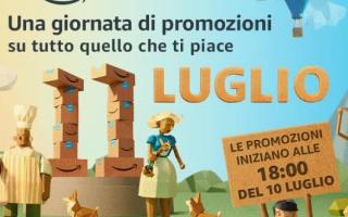 Soldi Online: amazon  prime  offerte  sconti  promozioni