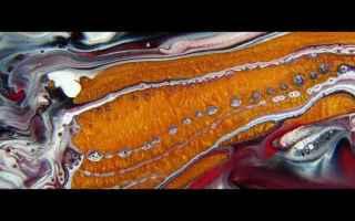 arte  video  colore  astrattismo