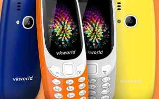 Cellulari: nokia 3310  nokia  vkworld  clone  tech