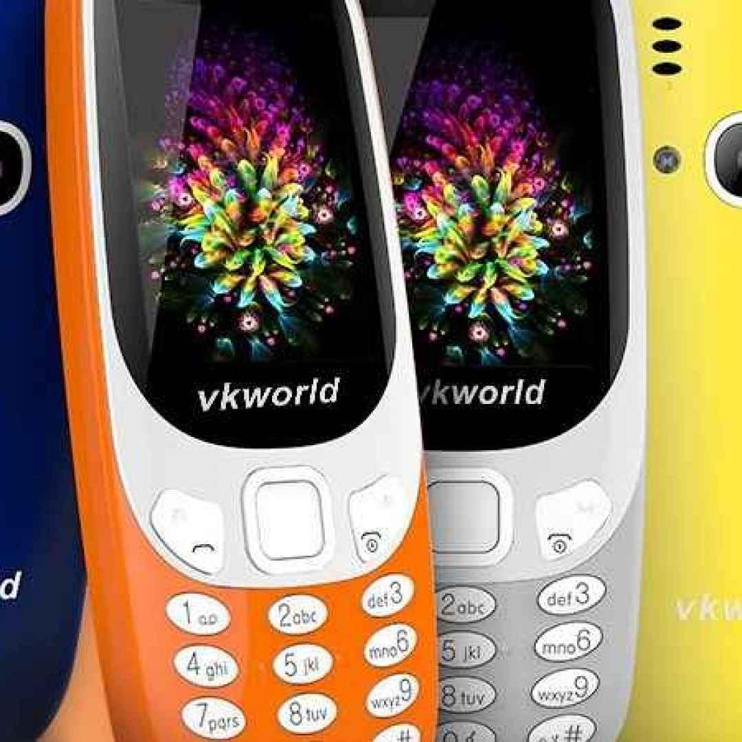 nokia 3310  nokia  vkworld  clone  tech