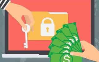 Sicurezza: ransomware  petya  malware
