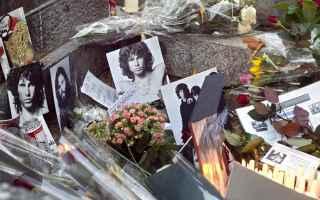 Musica: musica  jim morrison  doors  parigi