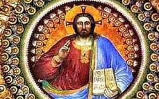 Religione: santi oggi  calendario  festeggiamenti