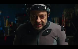 Cinema: andy serkis  cesare  pianeta scimmie