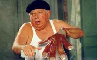 Cinema: paolo villaggio  morto  attore fantozzi