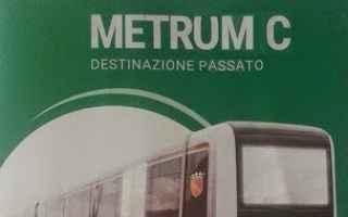 Roma: metro c  roma  trasporto pubblico