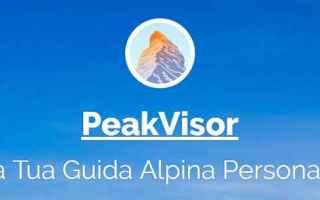 App: montagna  android  iphone  trekking  viaggi