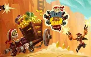 Mobile games: videogame  sparatutto  running  arcade
