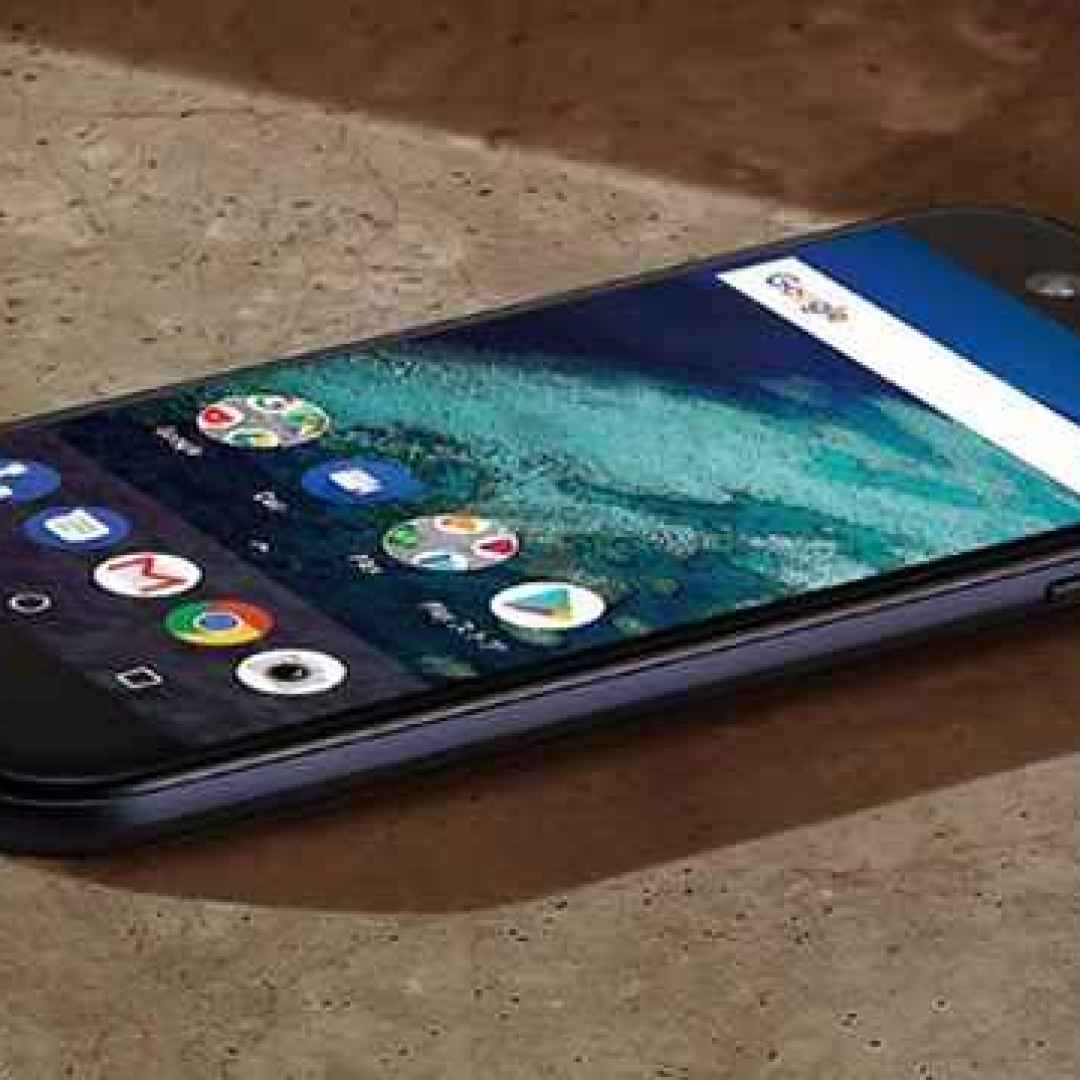 sharp  smartphone  android one