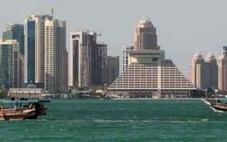 dal Mondo: qatar  golfo  crisi  arabi