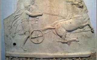 Cultura: leggende  micene  mitologia  pelope