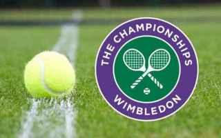 Tennis: tennis  wimbledon