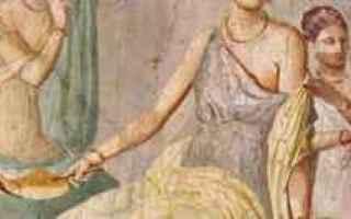 Storia: antica roma oli profumati unguenti