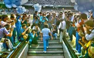 Calcio: calcio  maradona  napoli