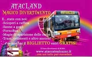 atac  trasporto pubblico  roma