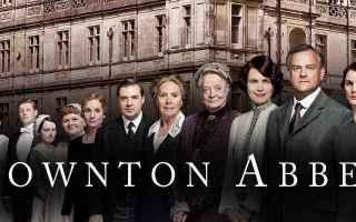 Televisione: telefilm  downton abbey  recensione