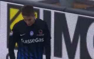 Serie A: conti atalanta milan calcio serie a