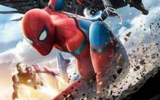 Cinema: cinema spider-man homecoming film