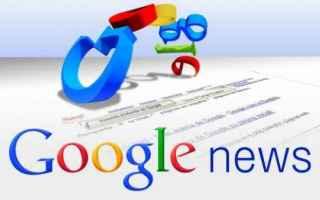 Google: google news