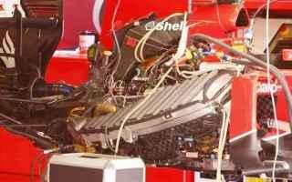Formula 1: f1  ferrari  power unit  sassi