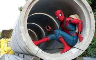 Cinema: cinema  spider man  marvel