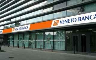 Economia: veneto banca  veneto banka  crisi  blg