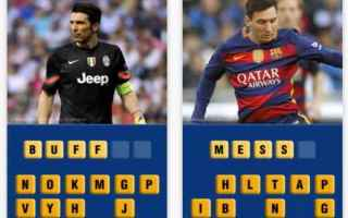 Mobile games: calcio quiz 2017  gioco  game