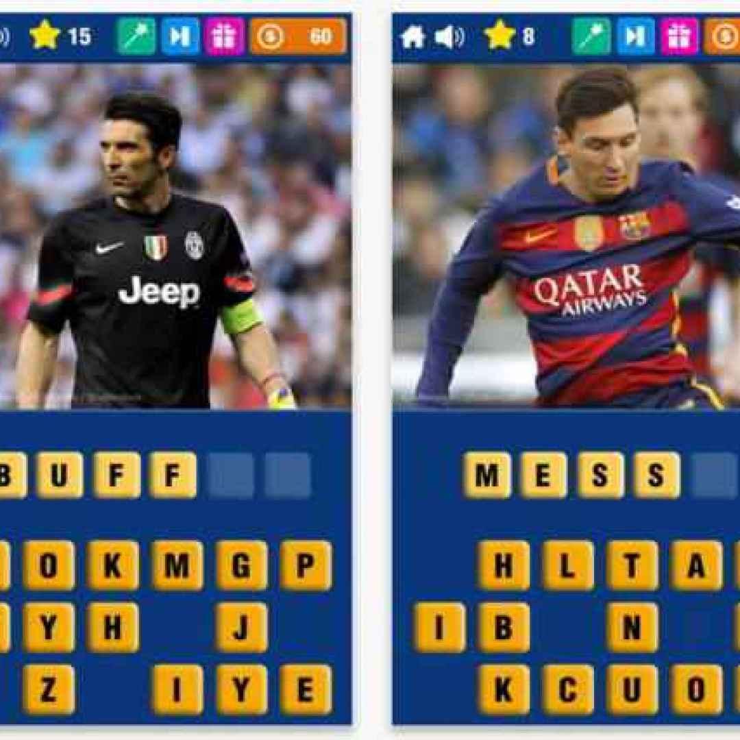 calcio quiz 2017  gioco  game
